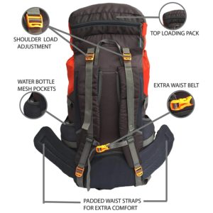 best 75L rucksack in india