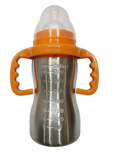 Best Steel Feeding Bottle for Babies in India