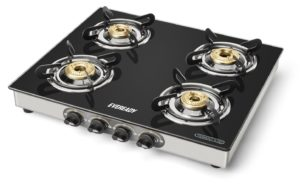 Best4 Burner Stainless Steel Gas Stove