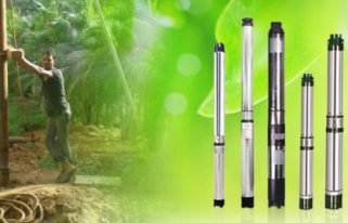 how to select submersible pump for borewell
