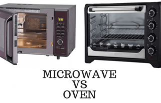 difference between oven and microwave with convection