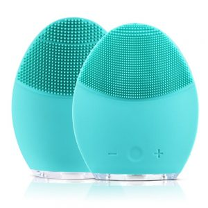 Silicone Vibrating Face Massager in India