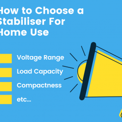 How to Choose a Stabilizer