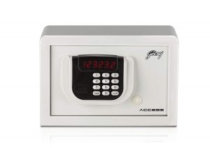 Best Electronic Safe Locker in India