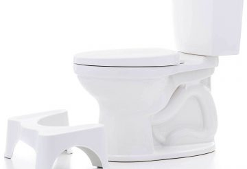 Syga Plastic Stool for Toilet