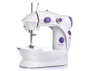 Multi-Functional Portable Sewing Machine
